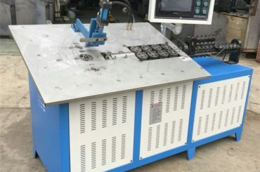 hot sale automatic 3d steel wire forming machine cnc, 2d wire bending machine price