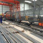 labing maayo nga presyo welded wire mesh roll machine, Reinforcing haw-ang tahi welder diameter 500-2000mm