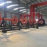 construction pile cage welding machine seam welder uban sa ISO