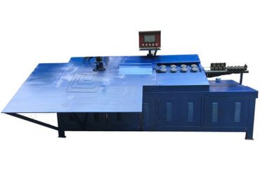 Bug-os nga automatic cnc control 2D wire nga bending machine price